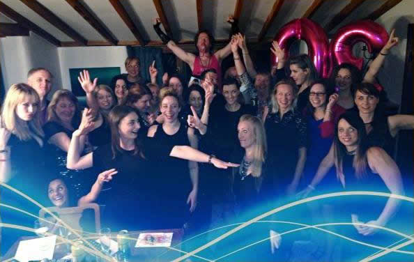Smoke & Mirrors  Where There's a Pill there's a Way Hen Night Party at Penbridge Court Estate
