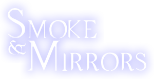 Smoke & Mirrors logo